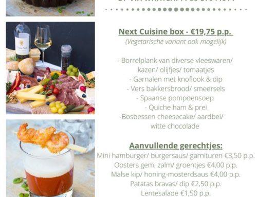 Next Cuisine @ Home